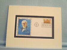 Honoring Thomas Edison & his invention of the phonograph  & First day Cover