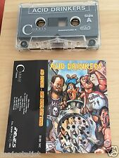 ACID DRINKERS - Dirty Money, Dirty Tricks RARE 1'ST PRESS 1991 IS