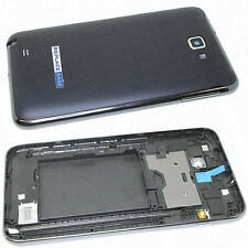 Replacement Rear Battery Cover Chassis Frame Buttons For Samsung Note N7000 UK