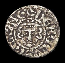 ENGLAND. Henry III. 1216-1272. Silver Penny, Nicole on London