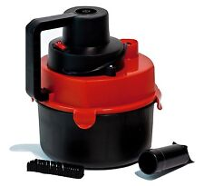 """Craftech 40"""" Hose 90"""" Cord Car Vacuum Cleaner (Red) OD2002R"""