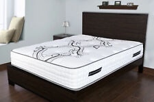 Spectra Orthopedic Mattress Select 15 Inch medium firm quilted-top double sid.