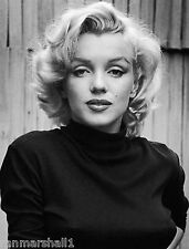 1953 Marilyn Monroe Photo Shoot for Circa Life Magazine 8x10 inch B&W Photo