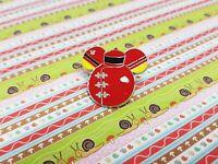 Mickey Mouse enamel Disney Pin | Hidden Mickey Pin 5 of 5 | Disney Pin Trading
