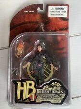 2008 Mezco Hellboy 2 HB II LIZ SHERMAN 3 3/4? Action Figure