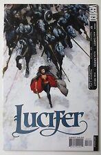 Lucifer #27 (Aug 2002, DC) (C4566) Vertigo Fox TV Show