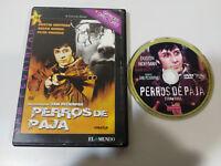 PERROS DE PAJA STRAW DOGS DVD DUSTIN HOFFMAN SAM PECKINPAH ESPAÑOL ENGLISH
