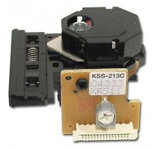 KSS213C LASER UNIT REPLACEMENT''UK COMPANY SINCE1983 NIKKO''LOOK OTHER LISTERS