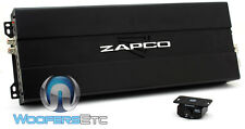 ZAPCO ST-2000XM II CAR MONOBLOCK 2000W RMS CLASS D SUBWOOFERS BASS AMPLIFIER NEW