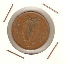 Ireland: 2 Pence 1986 VF+