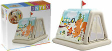 INTEX ANIMAL TRAILS INTERIOR INFLABLE INFANTIL TIENDA JUGUETE INFANTIL