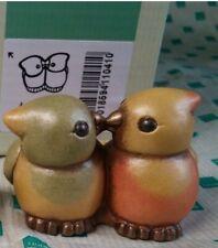 thun Copia Pettirossi Uccellini club teddy gatto angelo presepe gallo formella