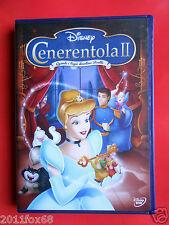 dvd,cenerentola 2 quando i sogni diventano realtà,cinderella II,cendrillon II,gq