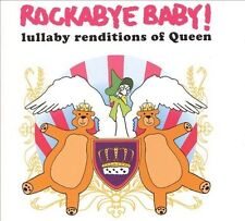 Rockabye Baby! Lullaby Renditions of Queen by Rockabye Baby! (CD, May-2009, Rock