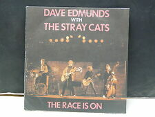 DAVE EDMUNDS with STRAY CATS The race is on 19425