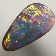 ATCF9009: SOLID SEMI BLACK OPAL Bright golds