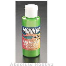 Parma PSE Faspearl Key Lime Lexan Body Paint (2 oz) - PAR40301