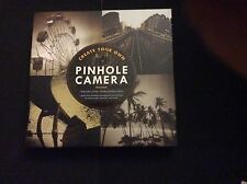 Create Your Own Pinhole Camera Creativity Kit Homemade Photography New w/Box NIB