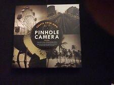 Create Your Own Pinhole Camera Creativity Kit Homemade Photography New w/Box NIB