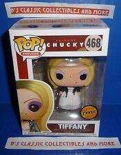 Tiffany The Bride Of Chucky Chase POP Vinyl Figure #468 Horror Movie Funko New!