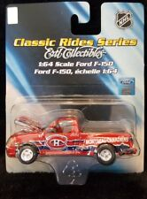 NEW ERTL COLLECTIBLES FORD F-150 MONTREAL CANADIANS (ERTL-1) RED
