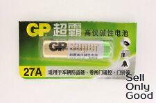 GP A27 12V Alkaline Battery 27A MN27 GP27A E27A EL812 L828 8LR732 Remote Control