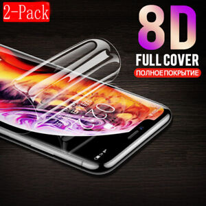 Full Cover Screen Protector PET Film For iPhone 11 Pro Max 7 8+ XS XR XS MAX CA