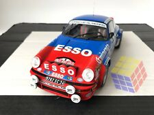 Porsche 911 SC Almeras - Rallye Monte Carlo 1982 -  J.L.Therier (1/18) IXO