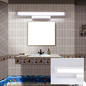 LED Anti-fog Mirror Front Make-up Wall Light Modern Bathroom Toilet Vanity Lamp