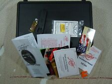 Kimber 1911 Full Size Factory Hard Case With Manual + Accessories - 163111.