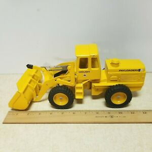 """Toy Ertl  14"""" Construction  Metal Tractor International Hough Pay Loader"""