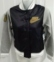 BRAND NEW NIKE  01 GIRLS JACKET SIZE M 10/12 YEARS OLD