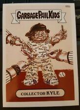 Garbage Pail Kids 2015 Series 1 #66b Collector Kyle SEPIA NrMint-Mint
