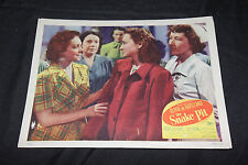 1949 The Snake Pit Lobby Card #8 Mark Stevens Leo Genn 49/17 (C-6)