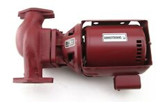 Armstrong 174034 013 Circulator Pump Model H 32112 Hp 115v Bronze Fitted Nos