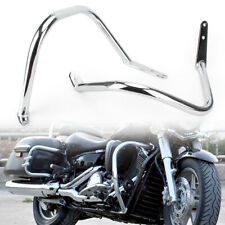 Front Engine Guard Crash Bars Protector for Yamaha V-STAR XVS1300 DS1300 2011-15