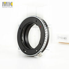 New Metal lens adapter ring for CONTAX G mount to Sony NEX-7 NEX-6 NEX-6L NEX-5T
