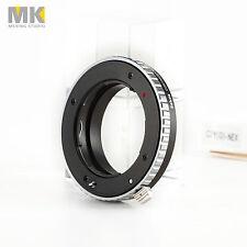 Lens Adapter Ring for CONTAX G to Sony E Mount NEX 7 NEX C3 5N Support AV/M Mode