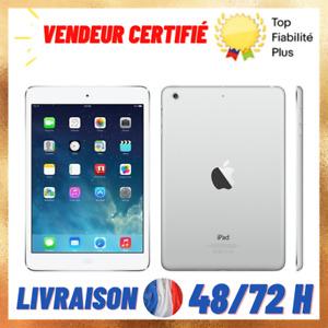 "Apple iPad Mini 4 128 Go A1538 7,9"" Wifi Couleur Argent iCloud Clean GRADE A"