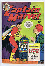 Captain Marvel Adventures #101 Anglo-American Pub 1950 CANADIAN EDITION