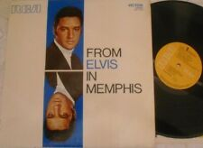 ELVIS PRESLEY FROM ELVIS IN MEMPHIS RCA VICTOR ITALY 60'S