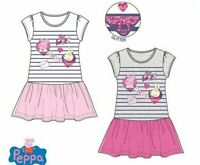 Abbigliamdento Fille Robe Pepp Cochon De Bébé Fille Coton 3 4 5 6 Âge Disney