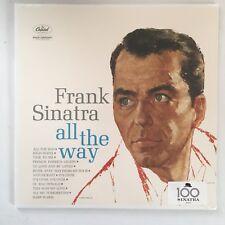 Frank Sinatra - All the Way LP Sealed Sinatra Signature 100