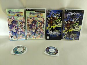 Riviera: The Promised Land & Phantom Brave: Heroes of the Hermuda Triangle (PSP)