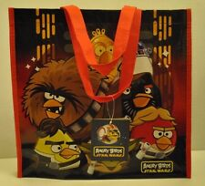 Angry Birds Star Wars Reusable Eco Tote Bag for Shopping Grocery Gifts NEW