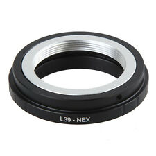 Leica L39 M39 Mount Lens to Sony E mount NEX-5 C3 NEX-7 Adapter Ring L39-NEX
