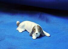 antique porcelain dog English Spaniel Sport English Setter Thuringia GErmany *