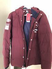 Kappa  Italia Down Puffer Jacket Mens Sz L Org $290 New New