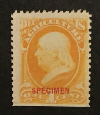 TDStamps: US Official Stamps Scott#O1S Unused NG