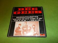 """THE BEE GEES Massachusetts 45 RPM 7"""" EP '68 Polydor PICTURE SLEEVE"""